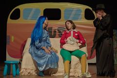 16282 - Pinocchio rianimato (Diego Rosato) Tags: pinocchio spettacolo show teatro theater nikon d700 85mm rawtherapee fata turchina corvo crow