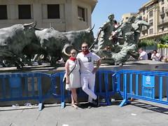 Pamplona, summer 2016!