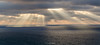 Wild Blue Yonder (Aaron Springer) Tags: michigan northernmichigan lakemichigan thegreatlakes crepuscularrays godrays sunbeams scenicoverlook water clouds sunlight blue december outdoor nature panoramic landscape seascape