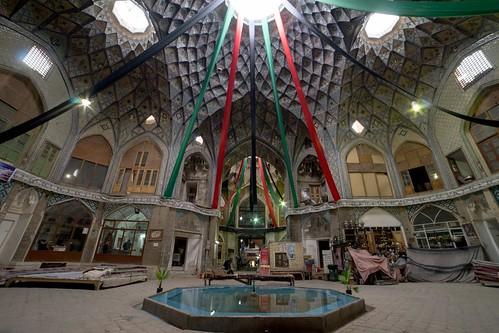 Iran - Kashan - Bazaar