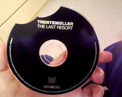 Trentemøller CD