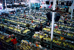 i'm in heaven #2 (lomokev) Tags: california music records shop losangeles big vinyl contax hollywood amoebarecords agfa secondhand amoeba ultra lots t2 agfaultra contaxt2 roll:name=contax1206a file:name=contax1206a4