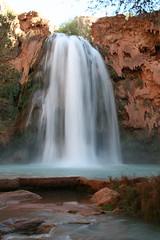 Havasu Falls - by Frank Kehren