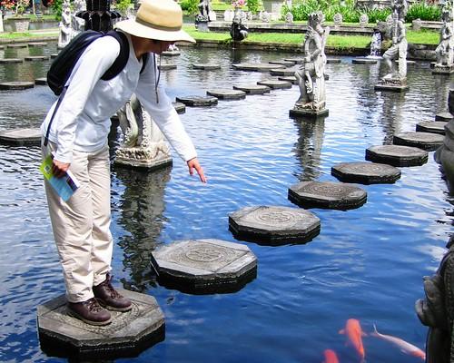 Tirtagangga Water Palace - Bali