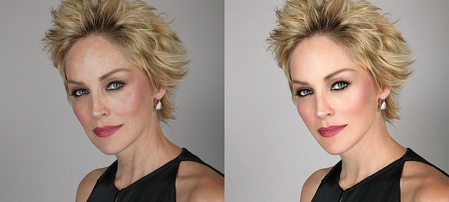 sharon stone - retouched 02