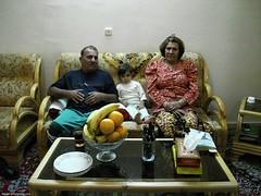 Husheng, some kid, Fatema