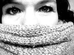 Hidding (Mademoiselle Monique) Tags: portrait eye home me novideo cy2 challengeyouwinner aplusphoto duelwinner thechallengefactory