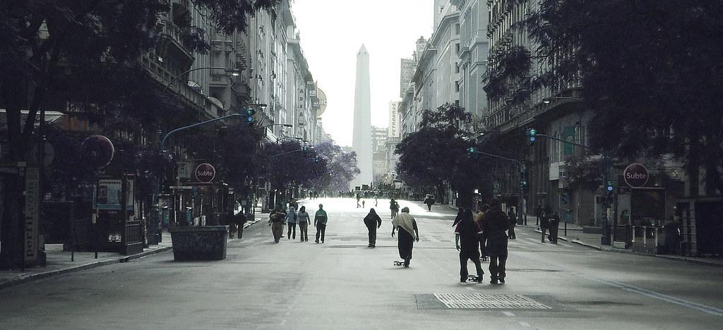 Buenos Aires sense cotxes