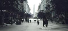 Buenos Aires sense cotxes (by •● planeta roig)