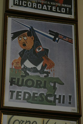 Out, you Germans!