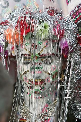 Bulgarian Muslim bride Kadrie Chumova