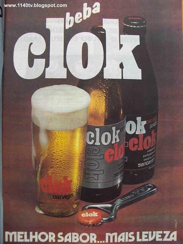 Clok... Clok... o tempo passa!