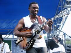 Norman Brown (RDavidM) Tags: jazzmusic