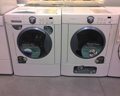 Our new washer / dryer