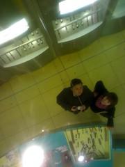 guardiamoci su (sbarrax) Tags: italy selfportrait reflection me mobile shop geotagged nokia swatch couple italia cell negozio insieme n70 piacenza lau geo:lon=9687055 facebook:user=504918140 geo:lat=45047458 my1s