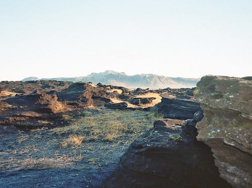 Sediment Deposition Landforms
