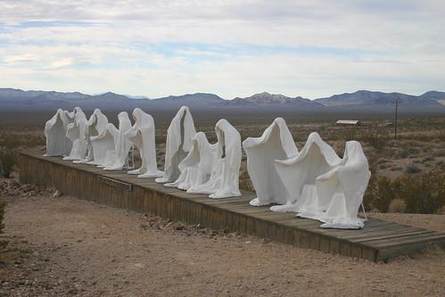 Christmas in Death Valley (by Jeremy Zawodny)