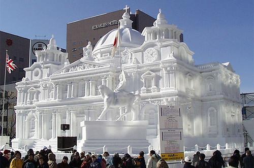 Sapporo Snow Festival 2 by travelazine.