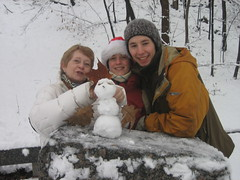 litle Snow man