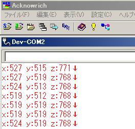 Test of KXM52-1050 module