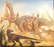 raptors hunt