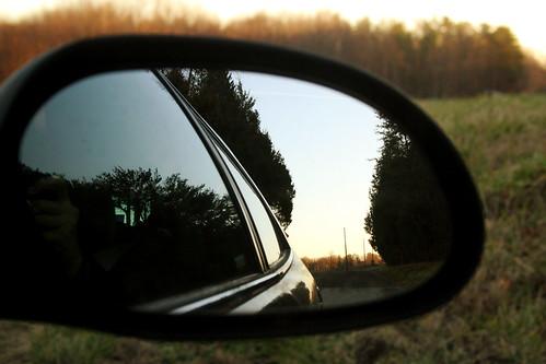DRIVING AROUNNNDD