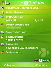 UMTS StarHub sucks.