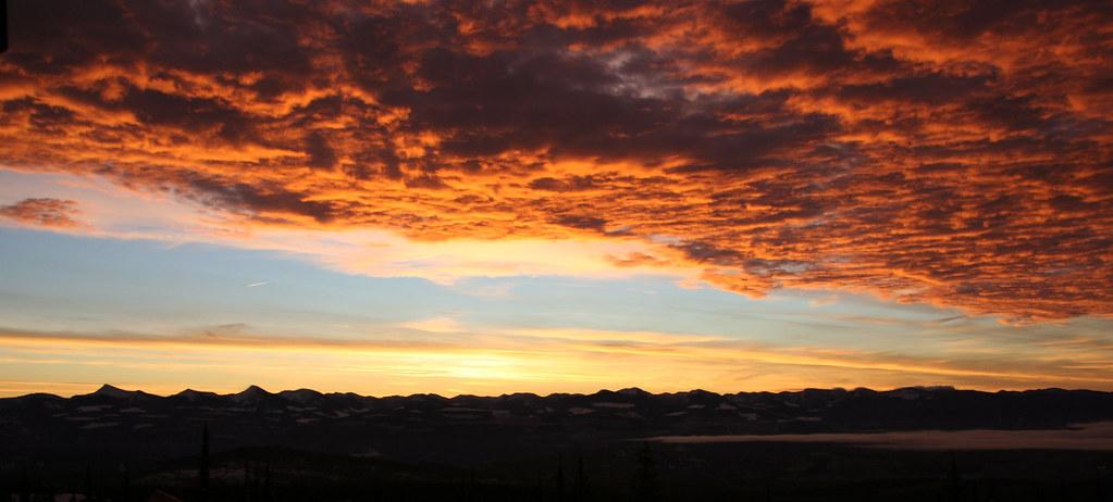Sunrise Big White