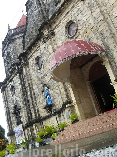 dingle church iloilo