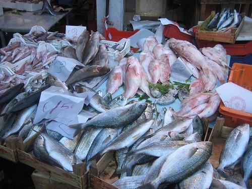 Fish, Mercato Ballaro