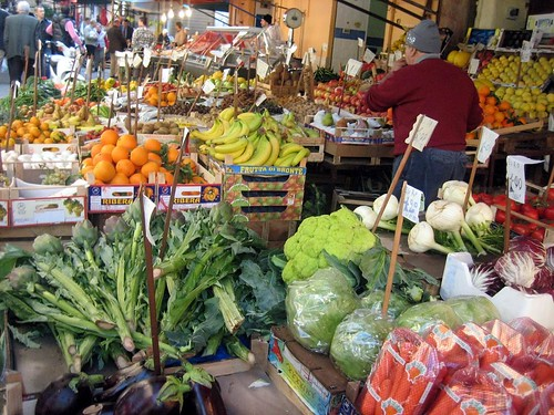 Fruit and Veg, Mercato Ballaro