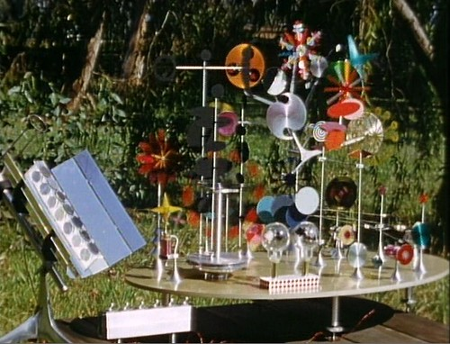 The Solar Do-Nothing Machine by Ray & Charles Eames