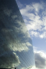 Reflections (Mamucium) Tags: buildings reflections landscape manchester tate howwearenow