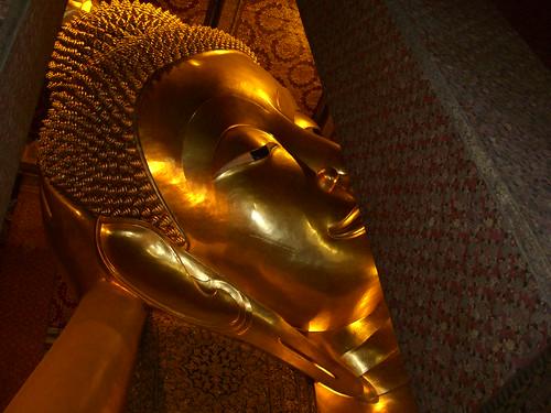 Chilling Budha