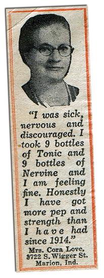 Nervine Testimonial