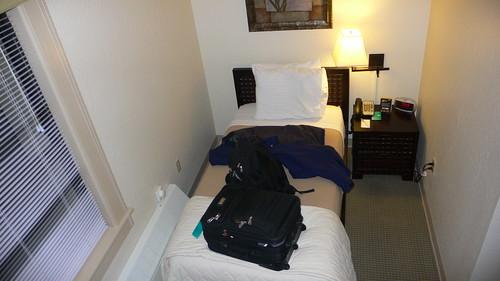 Hotel Fusion room #1