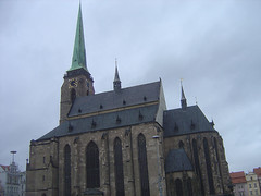 Bartholomäuskirch - Pilsen