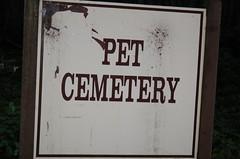 01.08.2007: Pet Cemetery
