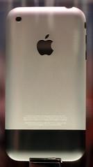 Apple iPhone backside