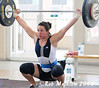 WOOLFOLK Natalie USA (Rob Macklem) Tags: world 2006 strength olympic weightlifting championships domingo santo