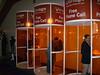 CES2007: Vonage booths