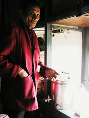 Coromandel Express (outercircle21) Tags: people india coffee beautiful face train tea oldman places journey tamilnadu southindia