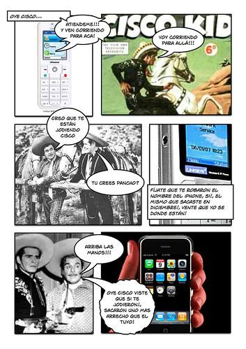 Cisco y Pancho
