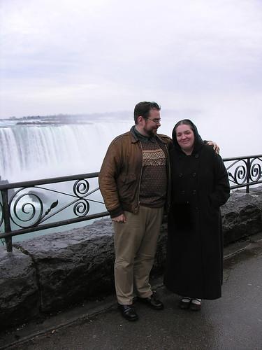 Niagara Falls, ON - Ian & Berit #2