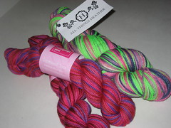 Yarn from LE