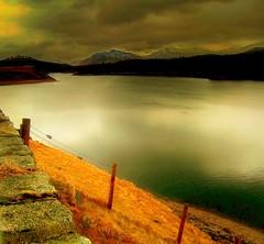 Welcome to my place.........Scotland (Nicolas Valentin) Tags: uk sky lake water scotland highland loch beautifull ecosse abigfave superhearts