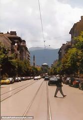 Sofia's main street