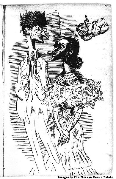 Alfred e Irma Prunescualo
