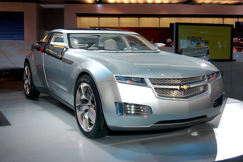 GM Volt Electric Concept 2