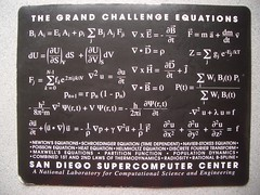 The Grand Challenge Equations